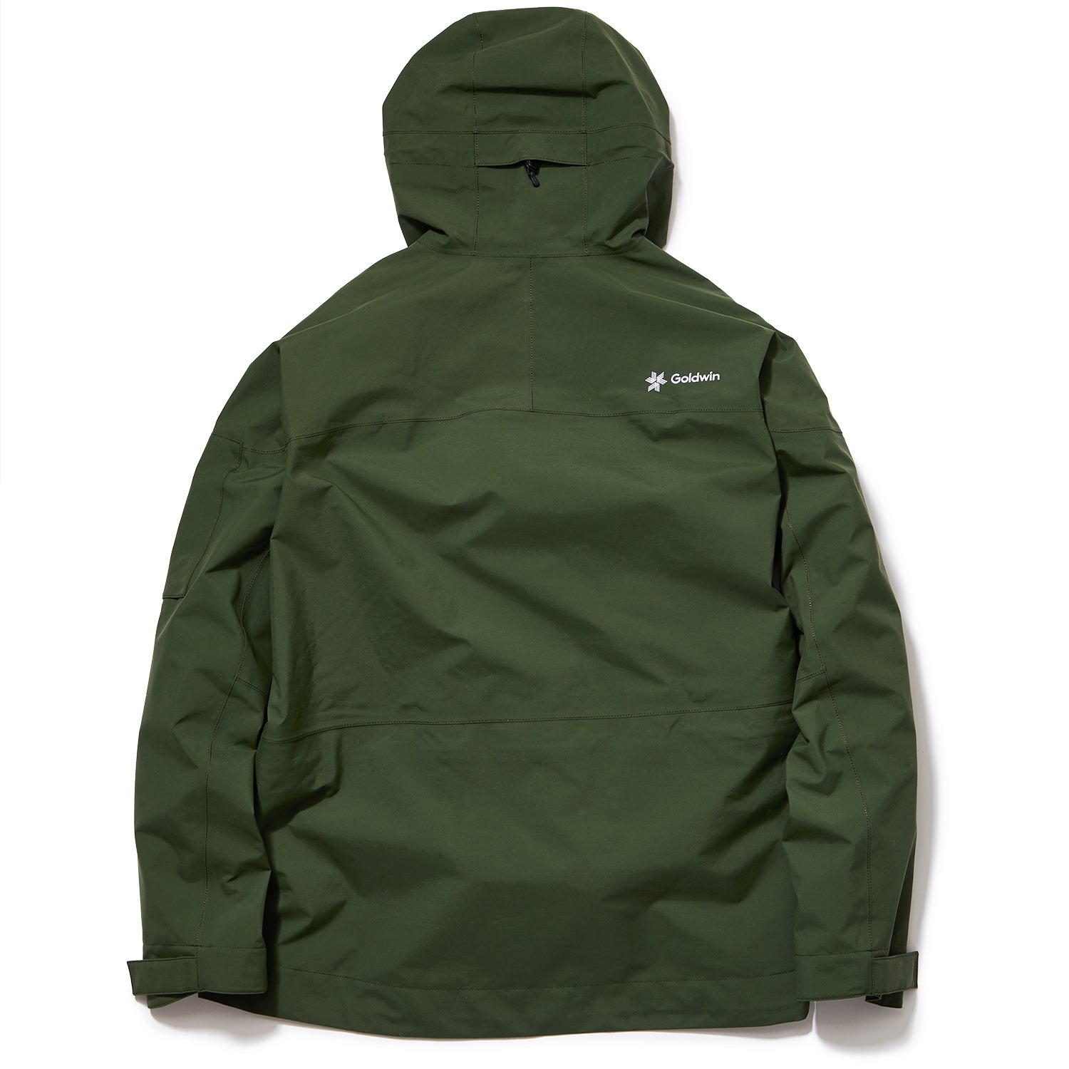 GORE-TEX SNOW DWELLERS JACKET BLACK