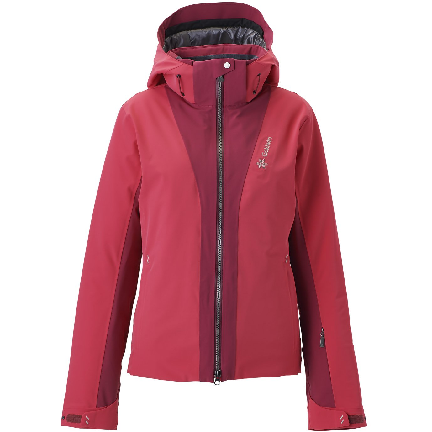 ALBIREO JACKET FRAGOLA RED