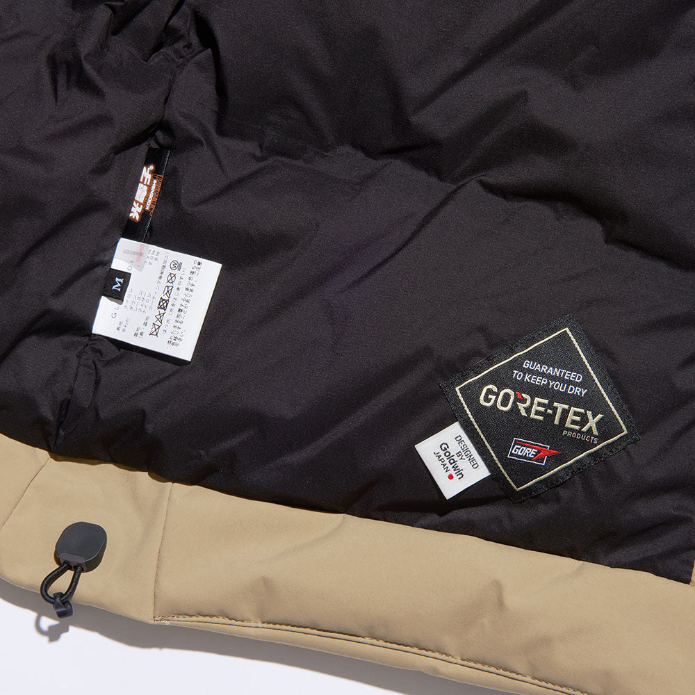 GORE-TEX Hooded Down Coat