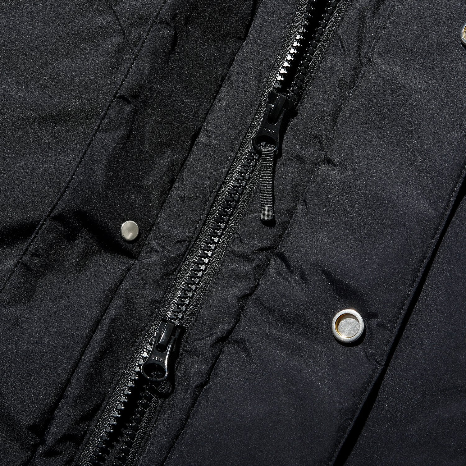 test of 4-WAY HOODED DOWN COAT