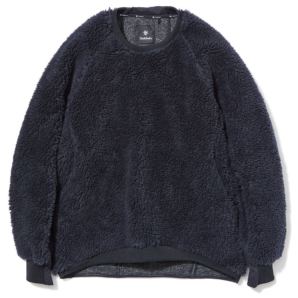 Boa Fleece Sweatshirt