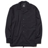 COACH JACKET SHIRT BLACK