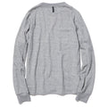 CREW NECK TEE LONG SLEEVES