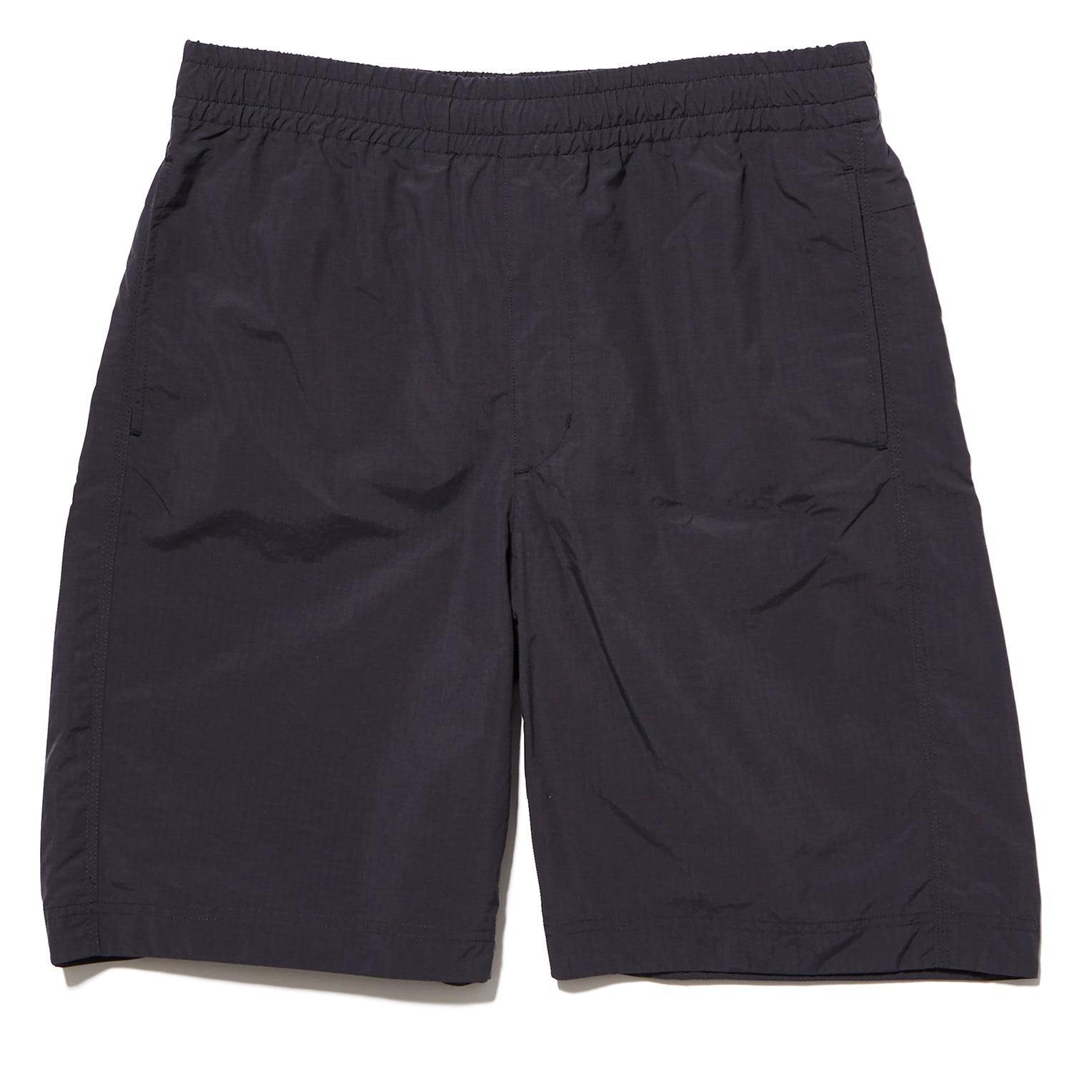 RIPSTOP EASY SHORTS BLACK