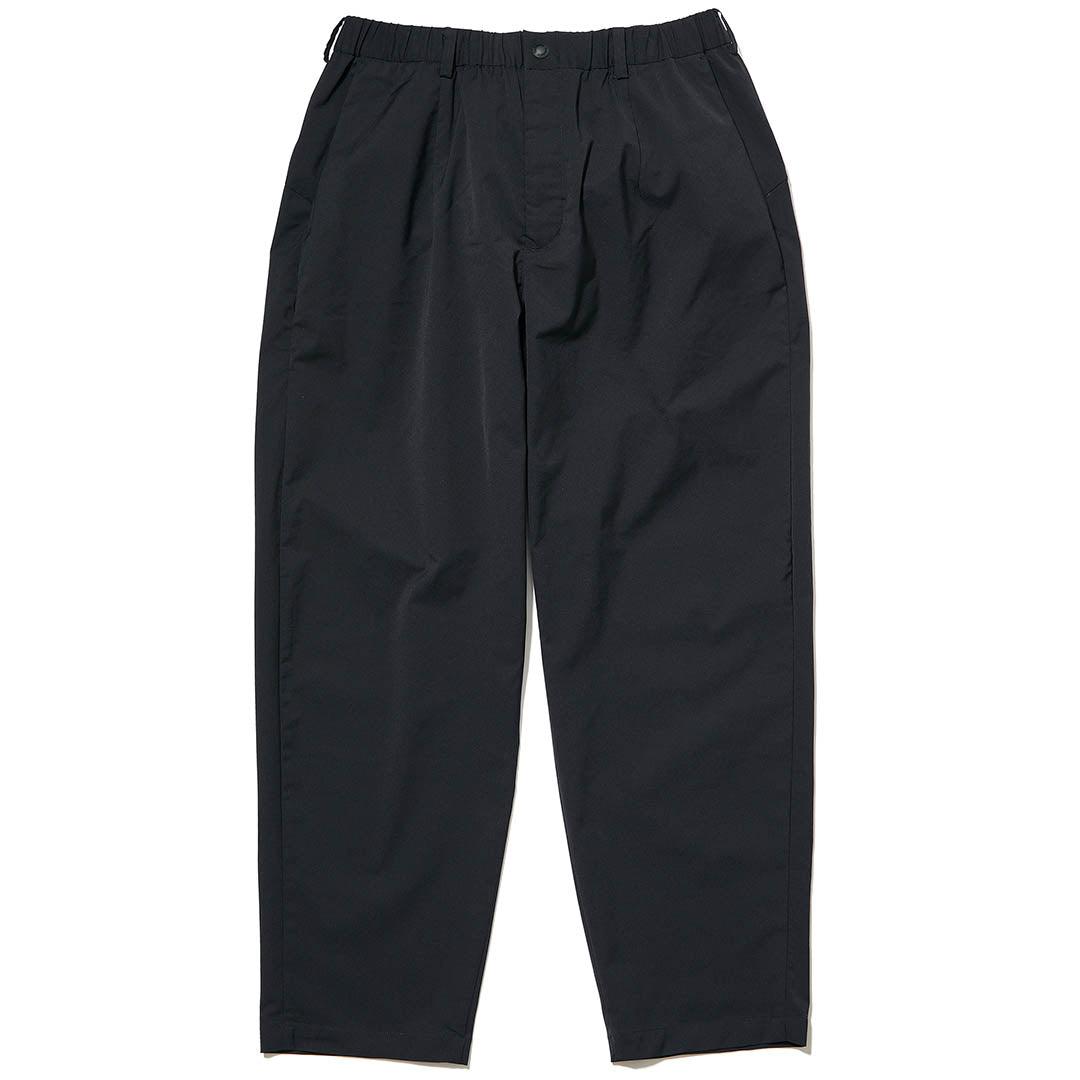 Wide Tapered Easy Pants