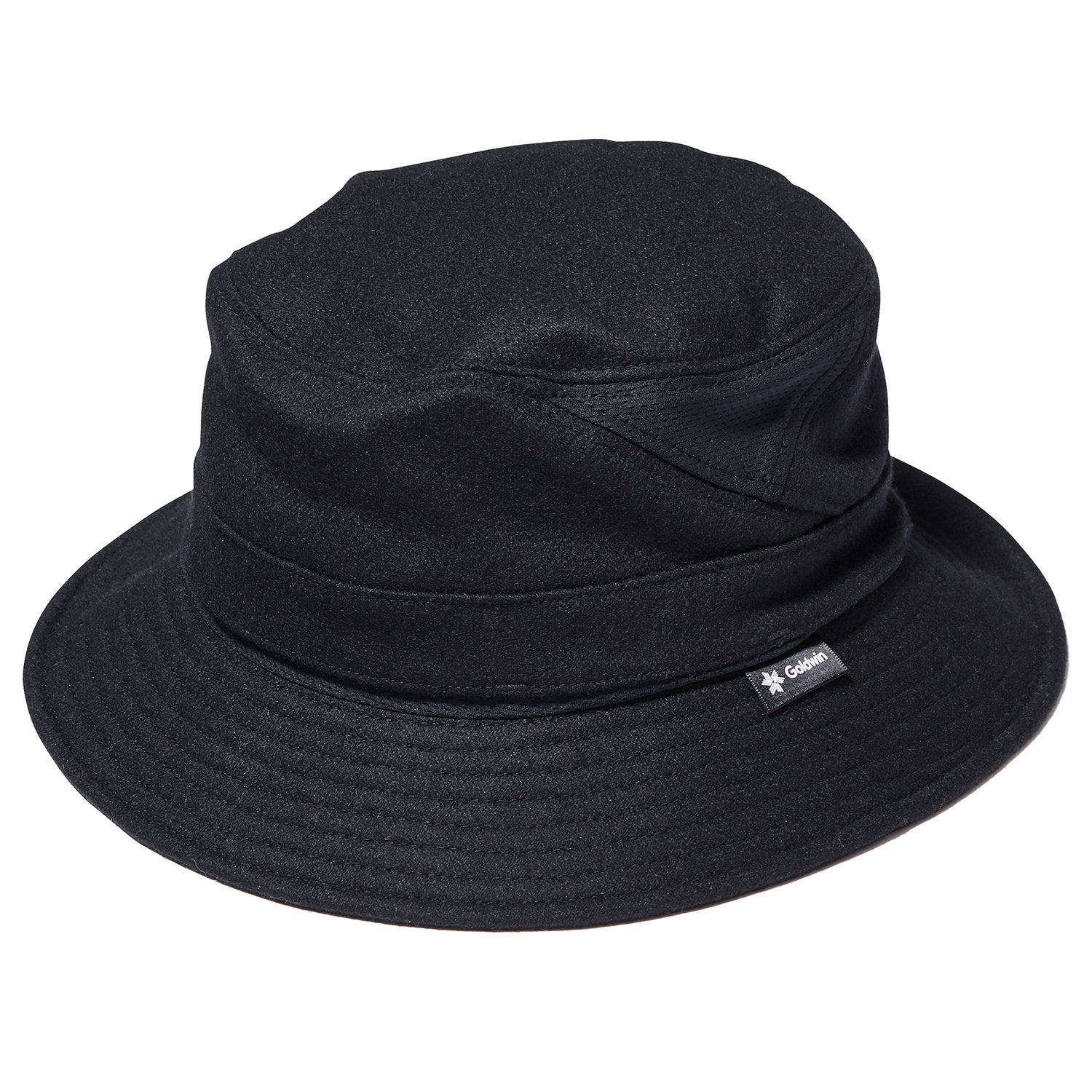 WOOL MOUNTAIN HAT BLACK