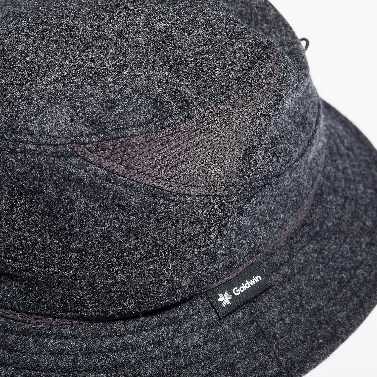WOOL MOUNTAIN HAT HEATHER GRAY