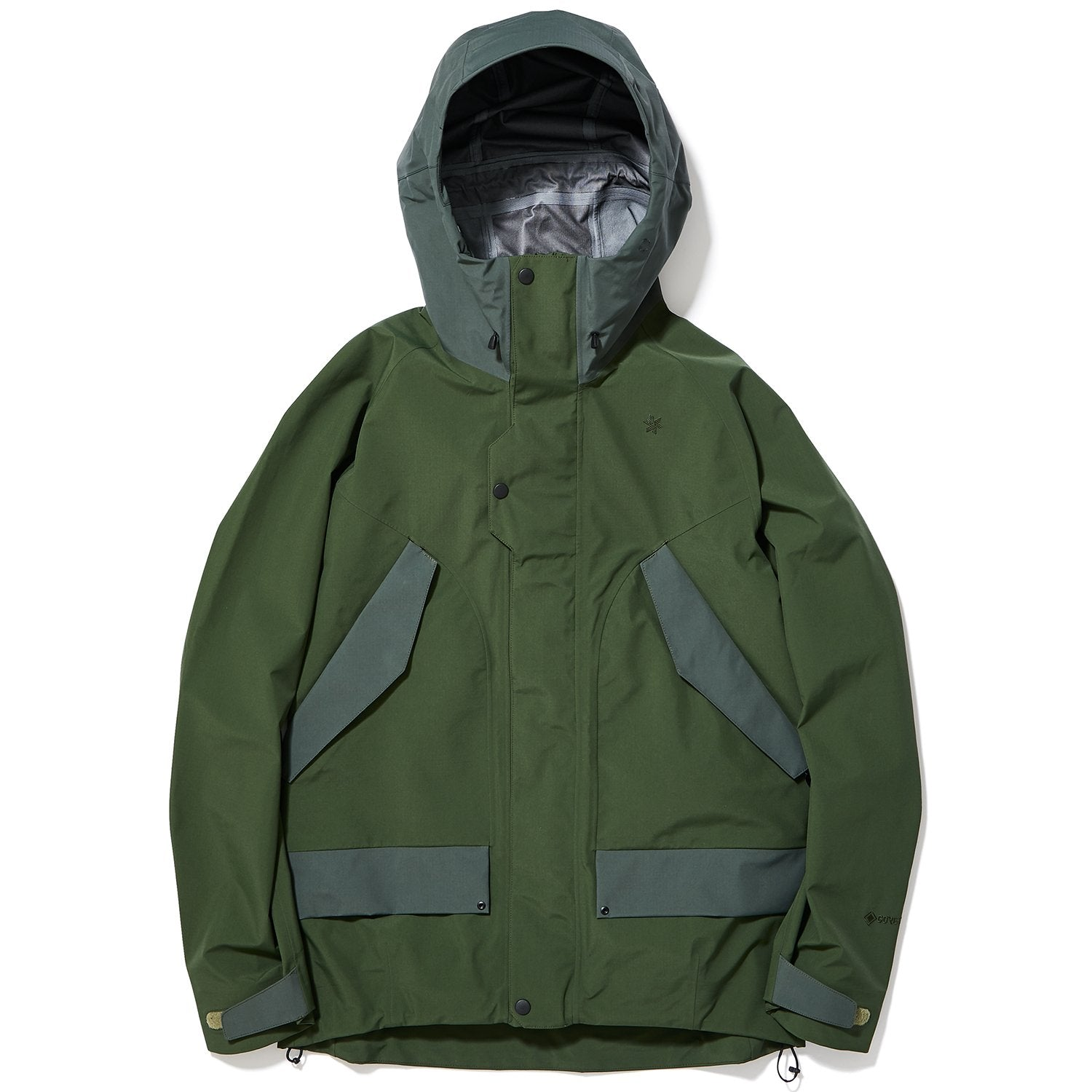 ASCEND JACKET CYPRESS GREEN