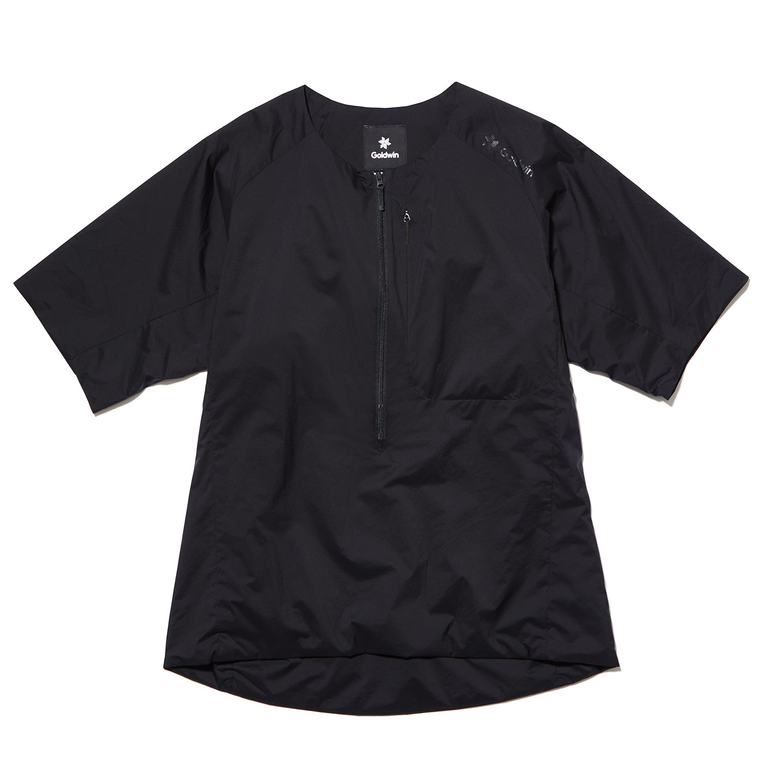 INSULATED HALF SLEEVES BLACK