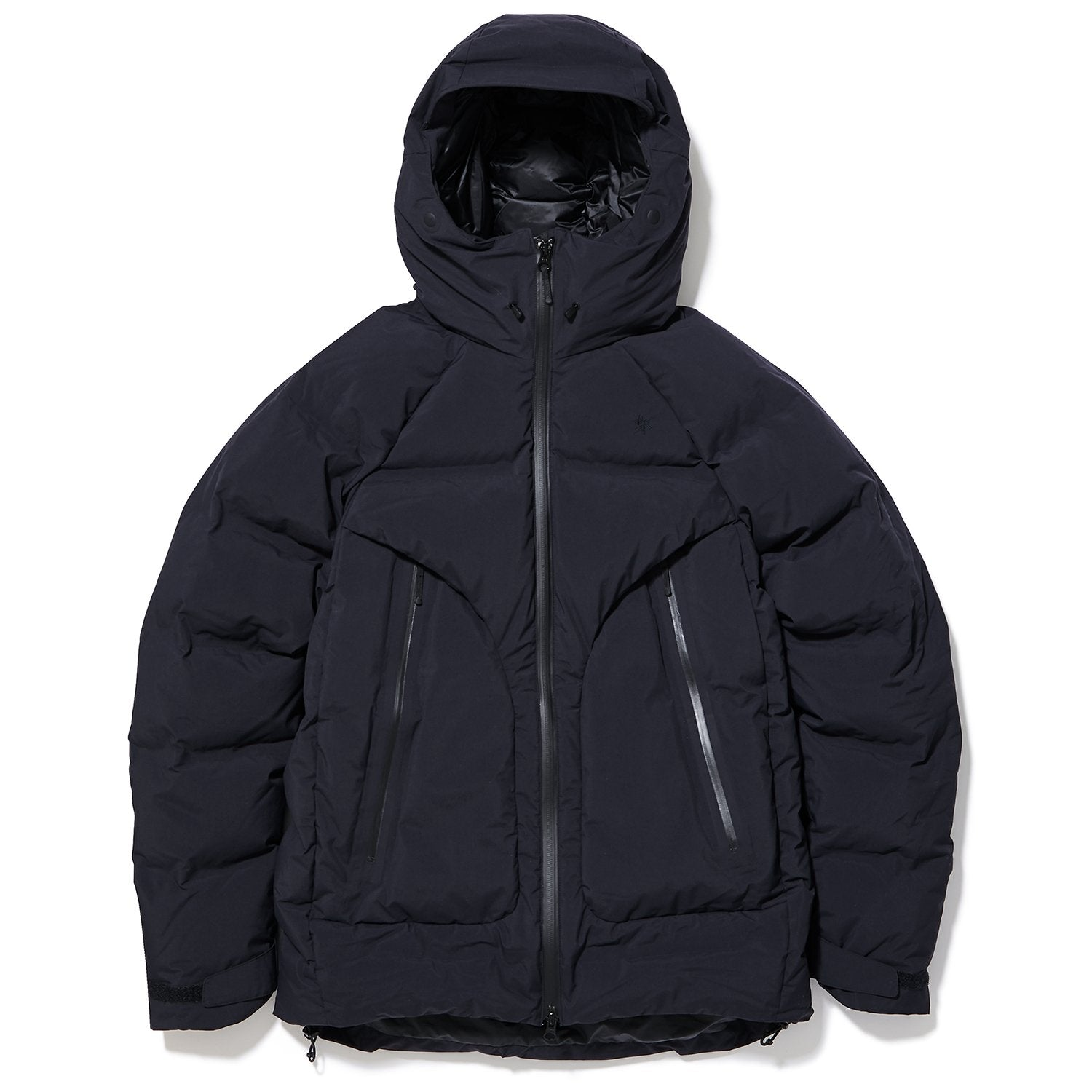SPUR DOWN JACKET BLACK