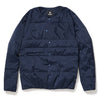 HELIOS AIR DOWN CARDIGAN ECLIPSE NAVY