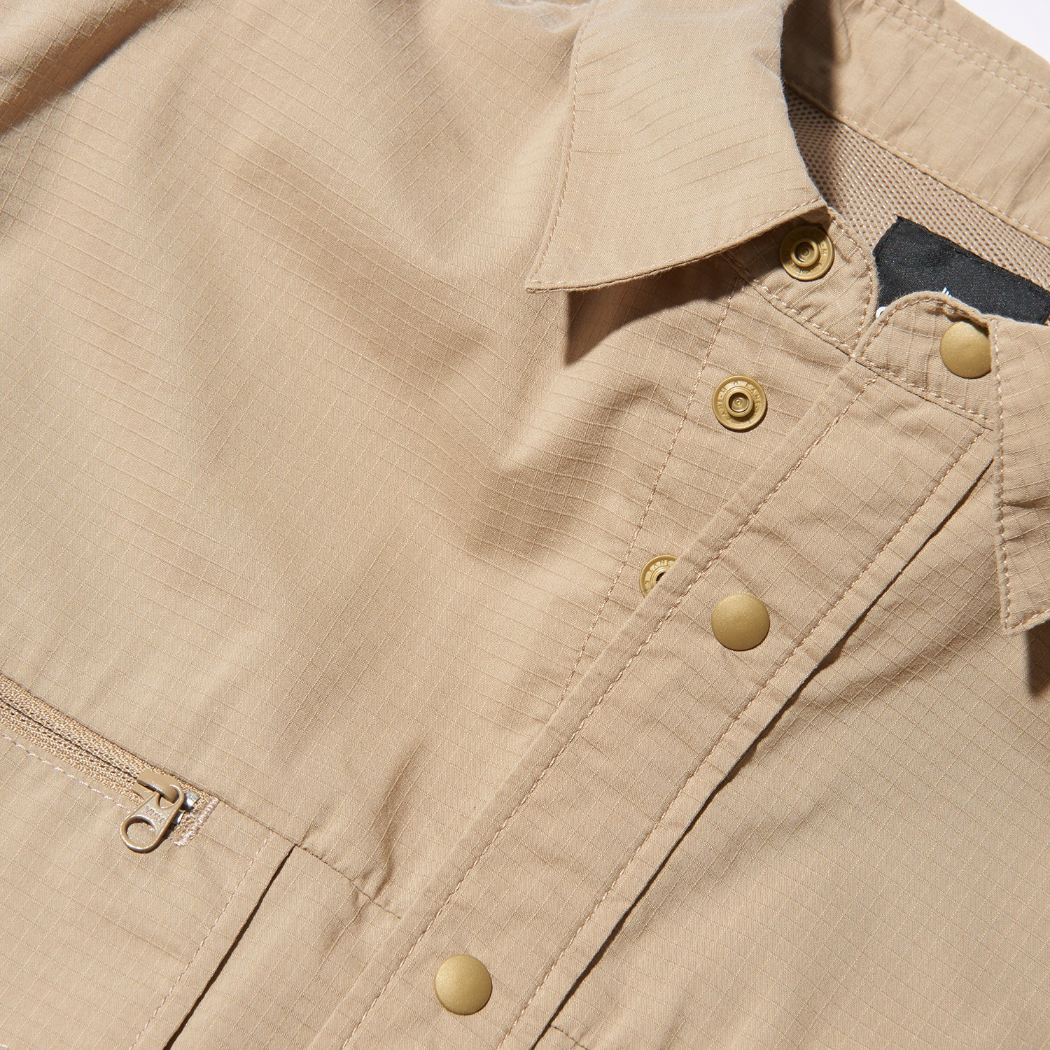 UTILITY RIPSTOP SHIRT CYPRESS GREEN