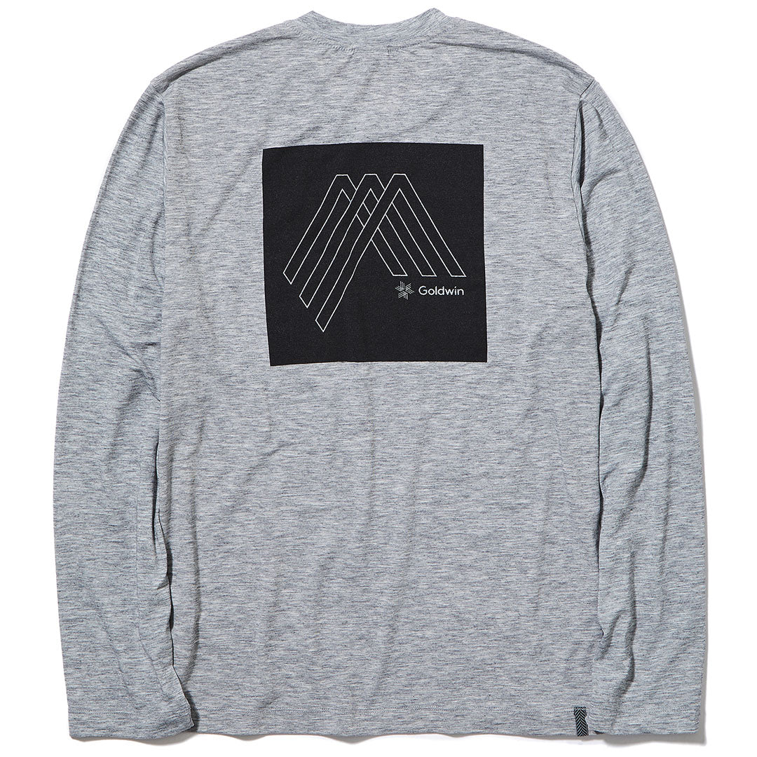 GRAPHIC L/S T-SHIRT
