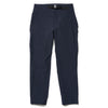 REGULAR STRETCH CHINO TROUSERS DARK NAVY