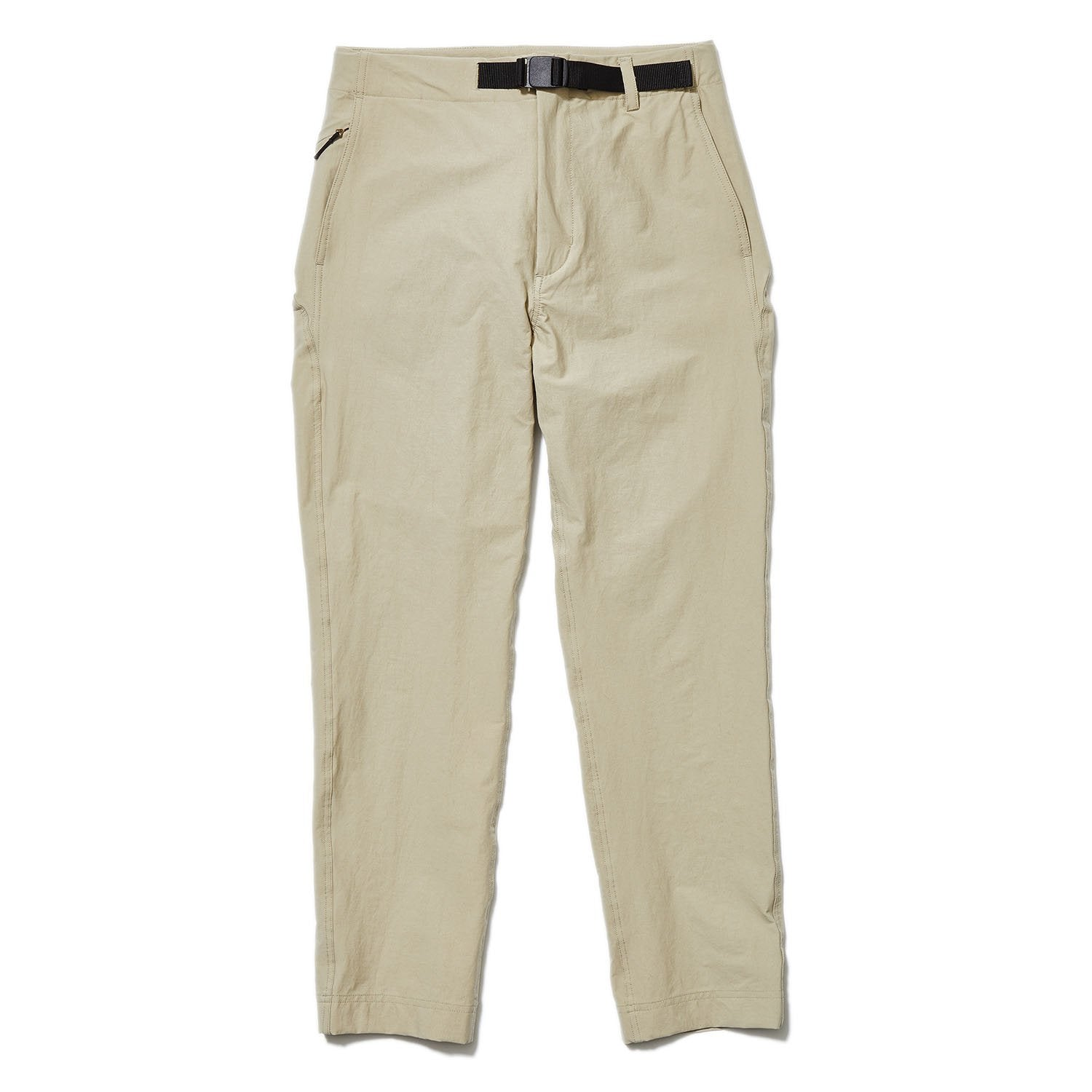 REGULAR STRETCH CHINO TROUSERS OLIVE GREEN