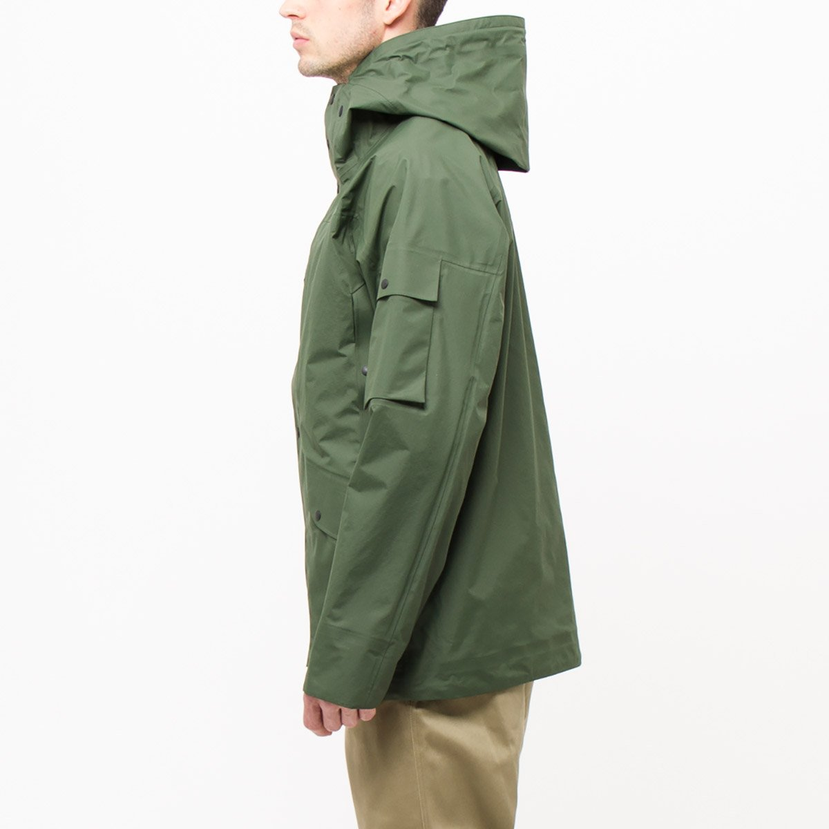 HUNTING PARKA COYOTE