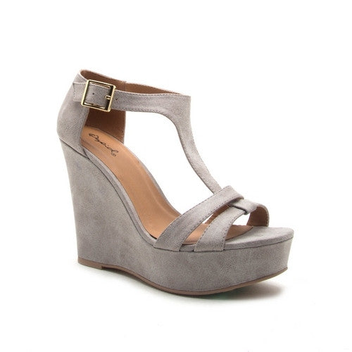 The Kelsey Wedge Shoe
