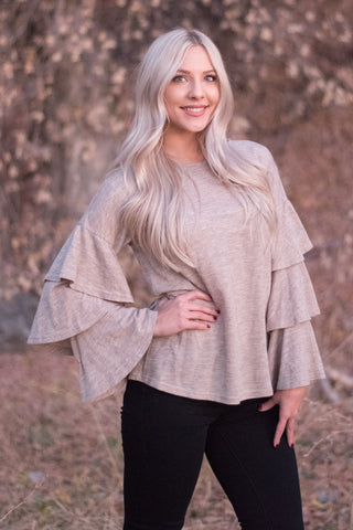 The Bell Sleeve Top