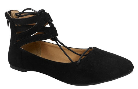 Sweet and Simple Ballet Flats