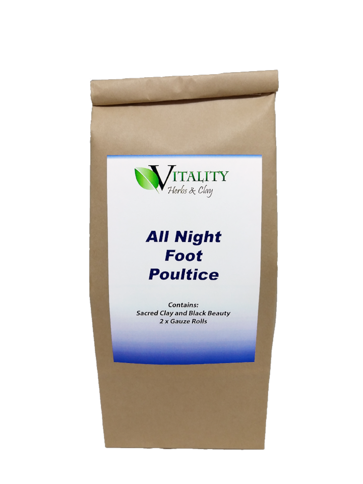 All Night Foot Poultice