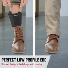 Ultimate Ankle Holster Discreet Design