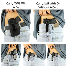 The Ultimate Concealed Carry Holster Superior Retention
