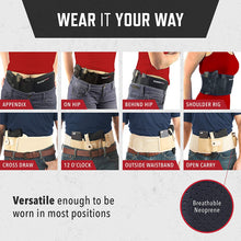 Ultimate Belly Band Holster