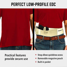Ultimate Belly Band Holster With Removable Magzine Pouch