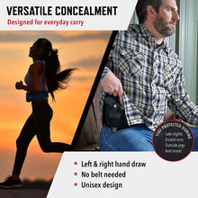 Ultimate Belly Band Holster - Deep Concealment Edition