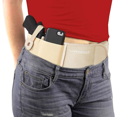 The Original Ultimate Belly Band Holster - Nude