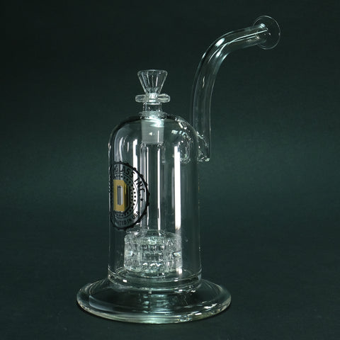 Barrel Perc Bubbler 14mm 60x5mm