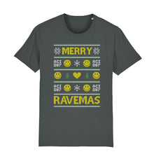 Merry Ravemas II Ugly Christmas Men's T-Shirt