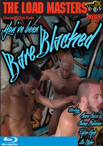 You've Been BareBlacked Blu-Ray LM-5BR