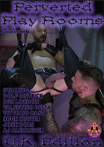 Perverted Playroom: UK Edition SP-02