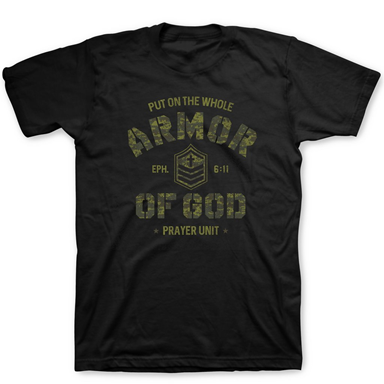 Armor of God Prayer Unit Tee