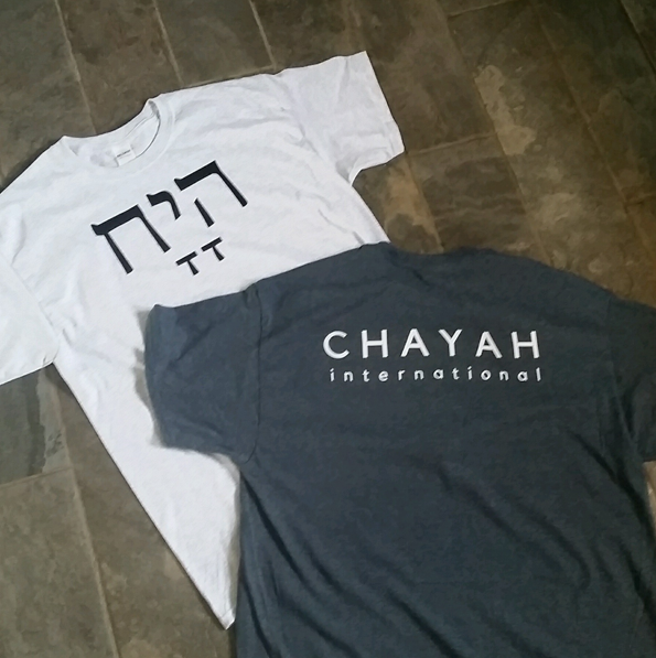 CHAYAH International Shirt