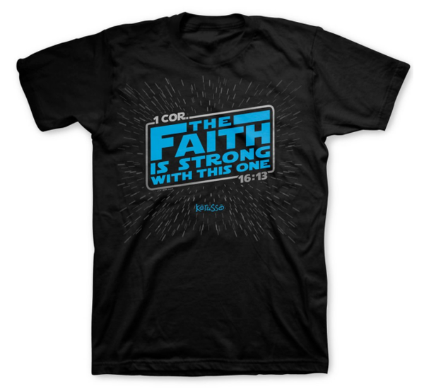 Faith Is Strong T-Shirt