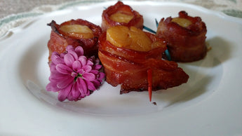 Maple Bacon Scallops