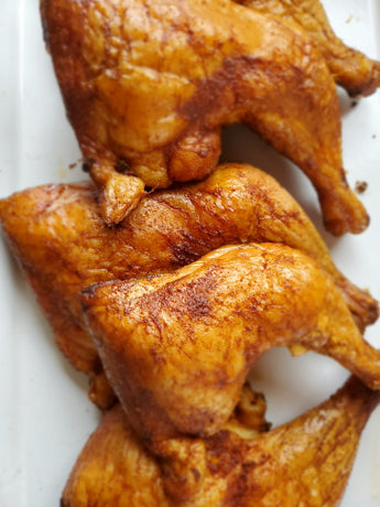 Smoked Maple Chicken