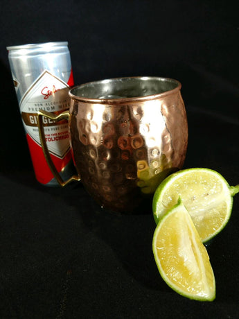 Maple Moscow Mule