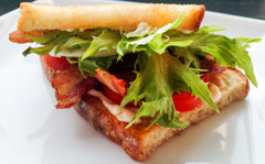 Maple Jalapeno BLT