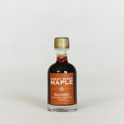 Bourbon Aged Maple Syrup Sample Size