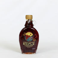 Cinnamon Infused Maple Syrup 8oz
