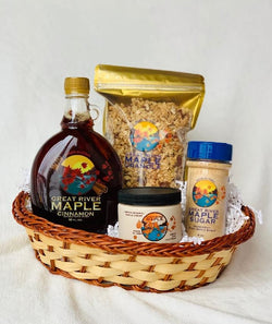 Medium Cinnamon Gift Basket