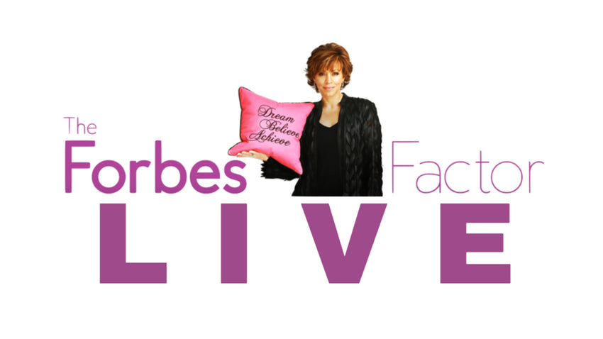 Forbes Factor LIVE  Event -  St Petersburg April 5-8