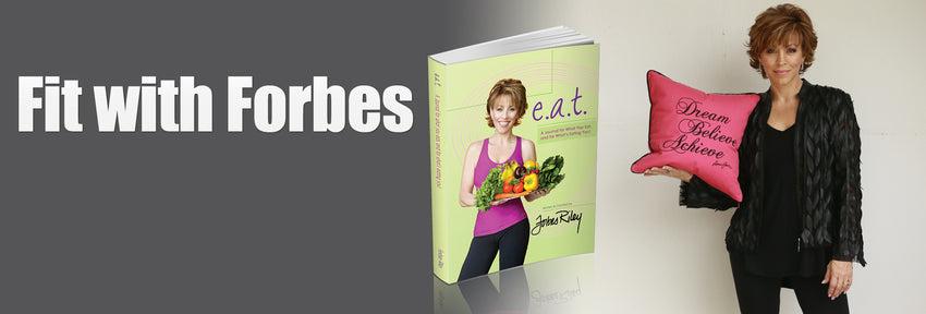 e.a.t Journal: Fast & Fun FAT Loss - Shop Forbes Riley