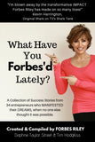 Motivational Reading! What Have YOU Forbes'd Lately?