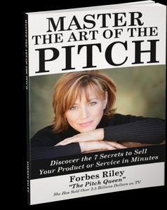Forbes Riley PITCH Book - Shop Forbes Riley
