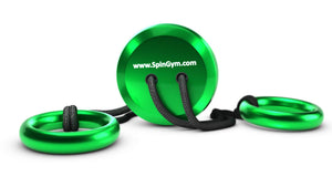 Green SpinGym: Ultimate at-Home Fitness