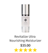 Revitalize - Ultra Nourishing Moisturizer